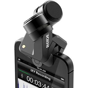 RODE iXY-L - Stereo Microphone (Lightning Connector)