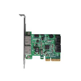HighPoint Technology RocketRAID 642L 2 SATA 6Gb/s and 2 eSATA 6Gb/s Ports PCI-Express 2.0 x4 SATA III Controller Card
