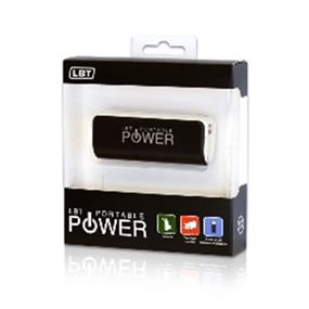 LBT portable power charger 2600 mAh (LBT030)