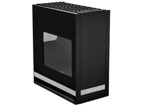 SilverStone Fortress FT05B-W Black Window Aluminum Mid-Tower Case (SST-FT05B-W)