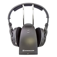 Sennheiser RS-135 - Wireless RF On-Ear Headphones