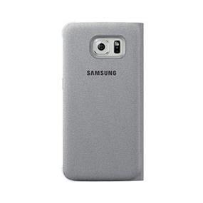 Samsung S View Cover (PU) Galaxy S6 White (EFCG920PWEGCA)