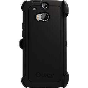 OtterBox 7751125 Defender Case for One (M9) Black