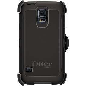 OtterBox 7751154 Defender Case For Galaxy S6 Black