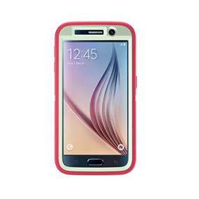 OtterBox 7751156 Defender Case For Galaxy S6 Melon Pop (Pink)