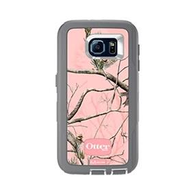 OtterBox 7751160 Defender Case For Galaxy S6 Ap Pink