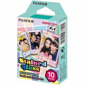 Fujifilm Instax Mini Film -Stained Glass (10 Exposure)
