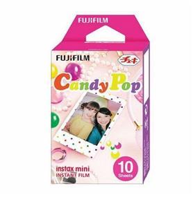 Fujifilm Instax Mini Film - Candypop (10 Exposure)