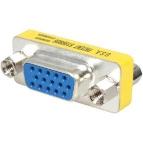 StarTech Slimline VGA HD15 Gender Changer - F/F (GC15HSF)
