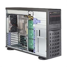 Supermicro System SYS-7048R-C1R4+ Rackmount 4U Tower E5-2600v3 LGA2011 2xSocket-R3 8/8/(1) 920W Retail