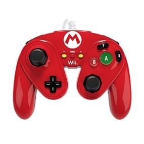 PDP Wii-U Fight Pad - Mario (085-006-MA)