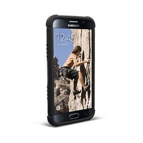 UAG Samsung Galaxy S6 Black/Black (Scout) Composite case (UAG-GLXS6-BLK-W/S)