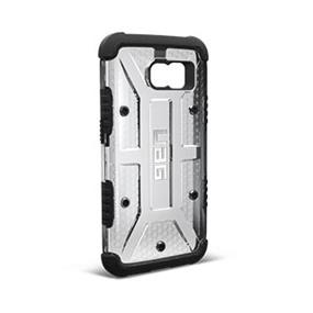 UAG Samsung Galaxy S6 Ice/Black (Maverick) Composite case (UAG-GLXS6-ICE-W/S)
