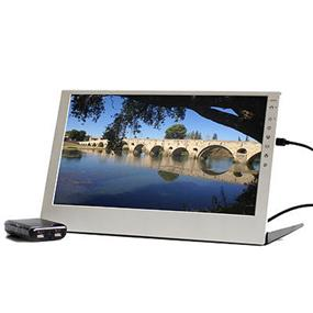 "Gechic On-Lap 2501BP 15.6"" HD LCD Portable Monitor"