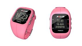 Polar A300 Fitness and Activity Monitor - Pink (90054238)