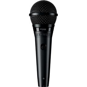 Shure PGA58XLR - Dynamic Vocal Microphone (XLR Cable)