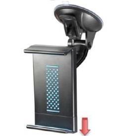 Thermaltake Luxa2 Tab Clip Universal Car / Desk Mount Holder (HO-TBL-PCTCBK-00)