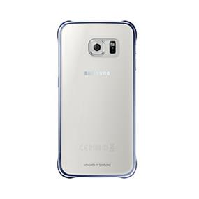 Samsung Galaxy S6 OEM Blue-Black Clear Protective Cover (EF-QG920BBEGCA)