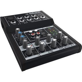 Mackie Mix5 - 5-Channel Compact Mixer