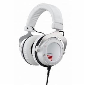 Beyerdynamic Custom One Pro Plus - Interactive Premium Closed Back Headphones (White)