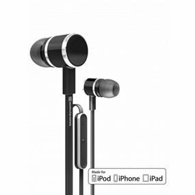 Beyerdynamic iDX 160 iE - Premium In-Ear Headset w/ Apple-Certified Smartphone Remote