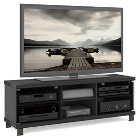 Sonax HC-5590 Holland 59-Inch Hollow Core TV Component Bench