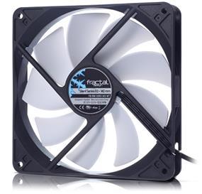 Fractal Design Silent Series R3 140MM Cooling Fan (FD-FAN-SSR3-140-WT)