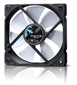 Fractal Design Dynamic GP-12 White 120MM Cooling Fan (FD-FAN-DYN-GP12-WT)