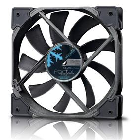 Fractal Design Venturi HF-12 120MM Cooling Fan (FD-FAN-VENT-HF12-BK)