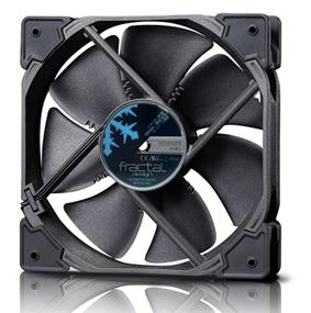 Fractal Design Venturi HP-12 120MM PWM Cooling Fan (FD-FAN-VENT-HP12-PWM-BK)