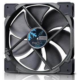 Fractal Design Venturi HP-14 140MM PWM Cooling Fan (FD-FAN-VENT-HP14-PWM-BK)