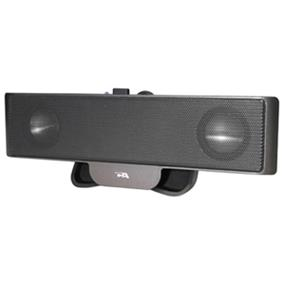 Cyber Acoustics CA-2880 Portable Laptop Speaker System - USB