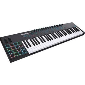 Alesis VI61 - 61-Key USB/MIDI Keyboard Controller
