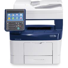 Xerox WorkCentre 3655i Multifunction Monochrome Printer