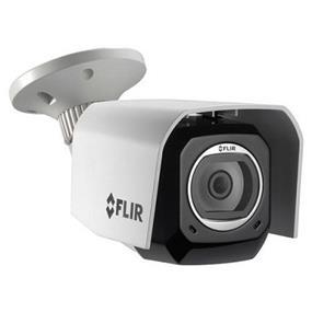 FLIR FXV101-W FX Indoor/Outdoor Wireless High-Definition Security Camera - Black