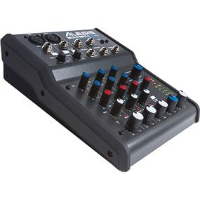 Alesis MultiMix 4 USB FX - 4-Channel Mixer and USB Audio Interface