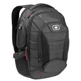 """Ogio Bandit 17"""" Backpack Black (111074.03)"""