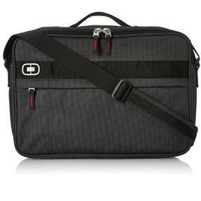 "Ogio Renegade Brief 15.5"" Black Pinstripe International Carry-On (117050.317)"