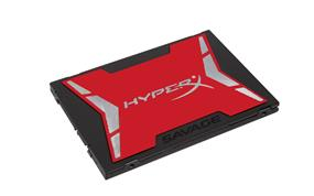 "Kingston HyperX Savage SSD 480GB 7mm 2.5"" SATA 6 Gb/s Solid State Drive(SSD), , Read: 520MB/s Write: 500MB/s (SHSS37A/480G)"