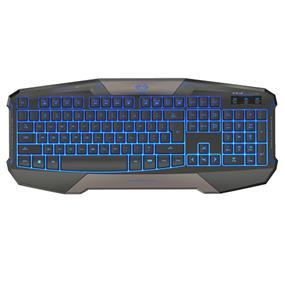 E-Blue Cobra Combatant 5 Backlit Gaming Keyboard (EKM708BKUS-IU)