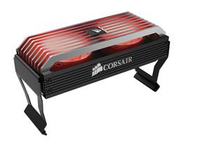 Corsair Dominator Platinum 64GB (8x8GB) DDR4 2666MHz CL15 Quad-Channel DIMMs - Black (CMD64GX4M8A2666C15)