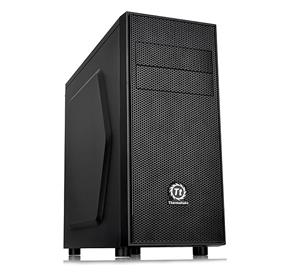 Thermaltake H24 Black Gaming Mid-Tower Chassis (CA-1C1-00M1NN-00)