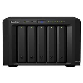Synology DS1515 DiskStation 5-Bay (Diskless) Network Attached Storage (NAS)