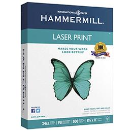 Hammermill Laser Print FSC-Certified Paper
