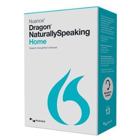 Dragon NaturallySpeaking 13 Home (K409A-G00-13.0)