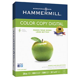 Hammermill Color Copy Digital FSC-Certified Paper