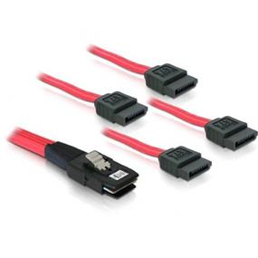 3Ware Cable CBL-SFF8087OCF-10M Multi-lane SATA Cables 10M