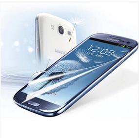 iCAN Ultra Clear Screen Protector For Samsung Galaxy S6