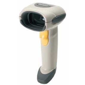 """Symbol (Motorola) LS4208 Barcode Scanner  - Cable Connectivity - 19"""" (482.6 mm) Scan Distance - 1D - Laser - Raster - Black (LS4208-SBZU0100SR)"""