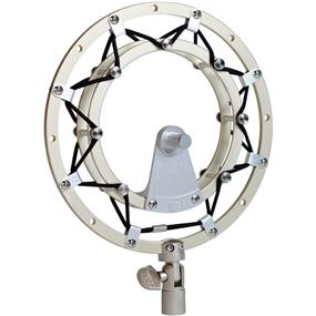 Blue Radius II - Shockmount for Yeti and Yeti Pro USB Microphones (Silver)